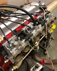 CR to CP throttle linkage conversion